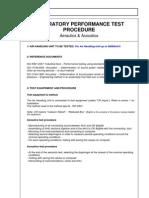 Laboratory test - EN v1 aeraulics & acoustics