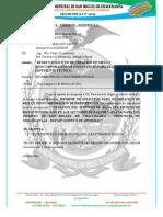 INFORME  N° 035– 2021 – MDSMCH – GDUR-N.Y.C.