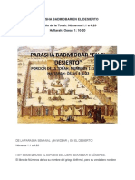 Parasha 34 BaMidbar - LH