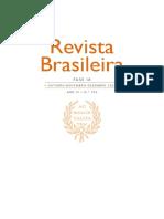 Revista Brasileira - 105 - ABL