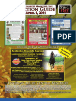 April 1 2011 Auction Guide