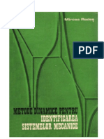 M. Rades - Identificarea Sistemelor Mecanice