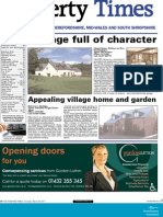 Hereford Property Times 24/03/2011