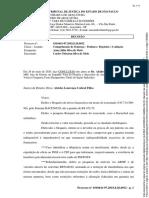 (Autos) 1595.18 - Atualizar Debito e Requerer Bloqueio Moto Fl. 125 - Juntar Tabela Fipe - 800177 - AGUARDO RESPOSTA WHATSAPP