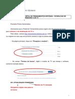BTAV_14-025.REV.0 (PORTAL DE TREINAMENTOS BRIT+éNIA - DOWNLOAD DE FIRMWARE-¦S DE TV)