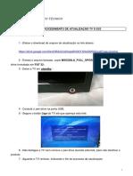 BTAV_14-028.REV.0 (PROCEDIMENTO DE ATUALIZA+ç+âO TV-¦S E53)