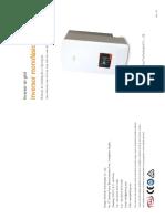 Manual Solis 1P9K-4G
