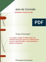 Ensaios de Corrosão (1)
