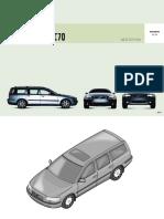 V70 Volvo Handbuch
