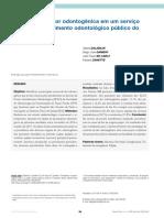 Artigo -Dalapilia et al.,  2020 Prevalencia de dor odontogenica