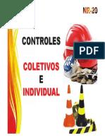 NR 20 - CONTROLE COLETIVO E INDIVIDUAL - EPI-EPC