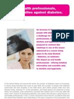 Oral health professionals, allies against diabetes