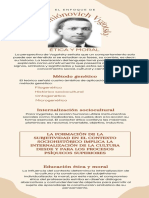 4. Lev Semiónovich Vygotsky