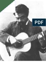 Tarrega Obra Completa Guitarra