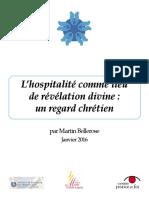 Hospitalite_Conference_Martin-Bellerose_janvier2016
