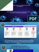 Presentacion de Vacunacion Covid