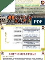 INFORME DE PRACTICAS PREPROFESIONAES - FROYLAN MACHACA