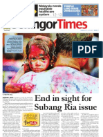 Selangor Times March 25, 2011 / Issue 17