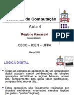 Sistema de Computação - Aula 4
