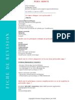 Péricardite et myocardite revisionpaecardio