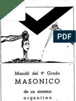 Destruccion de La Masoneria