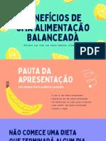 Apresentação Colorida de Movimentos Por Direitos Iguais No Brasil