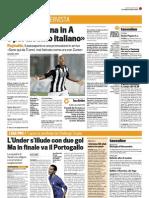 La Gazzetta Dello Sport 24-03-2011