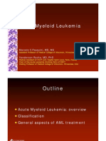 aml patho physiology & classification - v roccha