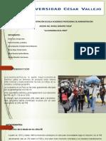 Presentacion de la Economia en el Peru (1)