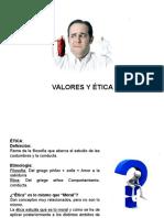 valor etica presentacion