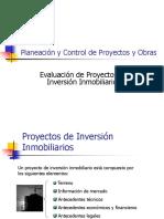 Planeación y Control de Proyectos
