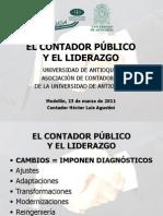 EL CONTADOR PÚBLICO Y EL LIDERAZGO 1