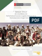 Banda típica de Chumbivilcas