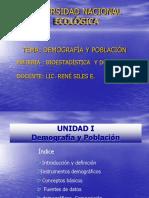 c 1-2-3 Demografía Poblacion y Demografia Estática