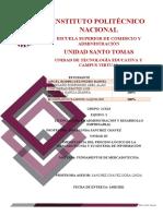 Importancia del proceso lógico de la Mercadotecnia y su sistema de información