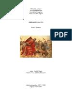 Križarski ratovi(bibliografija)
