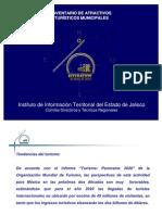 TURISMO MUNICIPAL REGIONAL (CDTR´s)