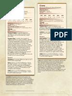 WH40K D&D 5e v1-7 - Xeno e Ultraterreni