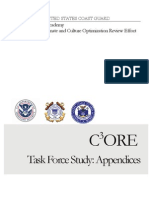 U.S. Coast Guard Academy Comprehensive Climate and Culture Optimization Review Effort