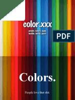 Color.xxx Pitch Deck