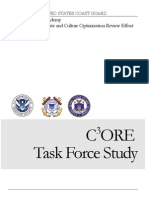 U.S. Coast Guard Academy Comprehensive Climate and Culture Optimization Review Effort