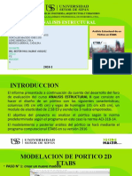 Foro Estructuras - Modelamiento Etabs