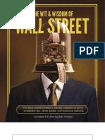 The Wit & Wisdom of Wall Street