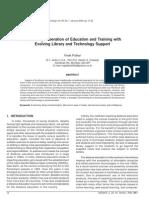 E Learning & Library Dr V Patkar