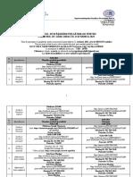 Grafic Pregatiri Grad Didactic II 2021