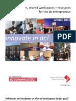 Innovate in DC