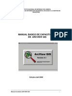 Manual de ArcView GIS 3.1