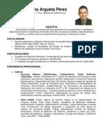CurriculumArguetaCaffenio