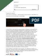 3- UFCD 0649 Estrutura e comunicação organizaçional - trabalho 2