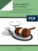 Medicina, direito, ética e justiça